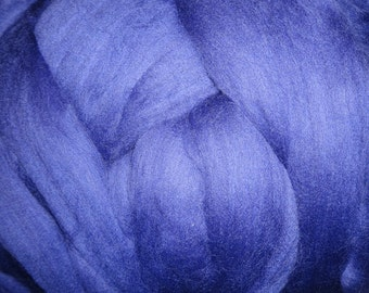Merino Wool Roving - 8 oz - Crocus - Wool Roving, Merino Roving, Felting Wool