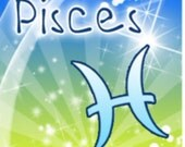 PISCES  Zodiac Horoscope Incense 25 sticks with crystals
