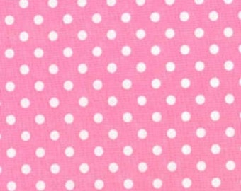 Candy Dumb Dot Cotton Fabric by Michael Miller CX2490-CANDY