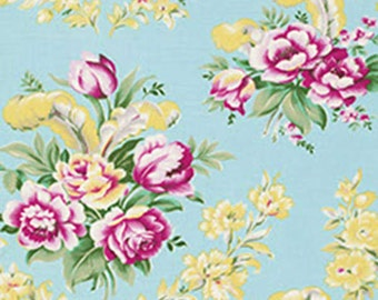 Circa Taylor  by Jennifer Paganelli for Free Spirit Fabrics PWJP077-BLU
