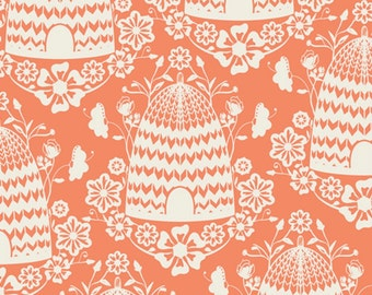Art Gallery - Sweet as Honey Collection by Bonnie Christine - Honey House in Peach