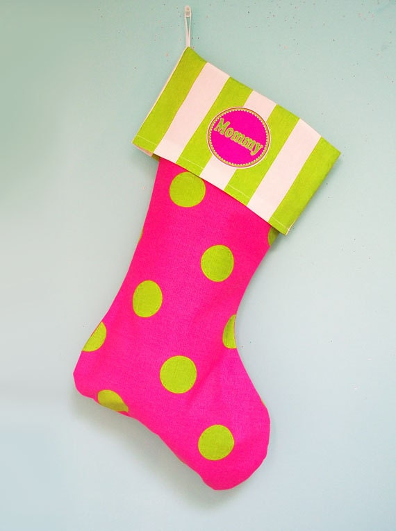 Huge Christmas Stocking On Sale Now Personalized 24