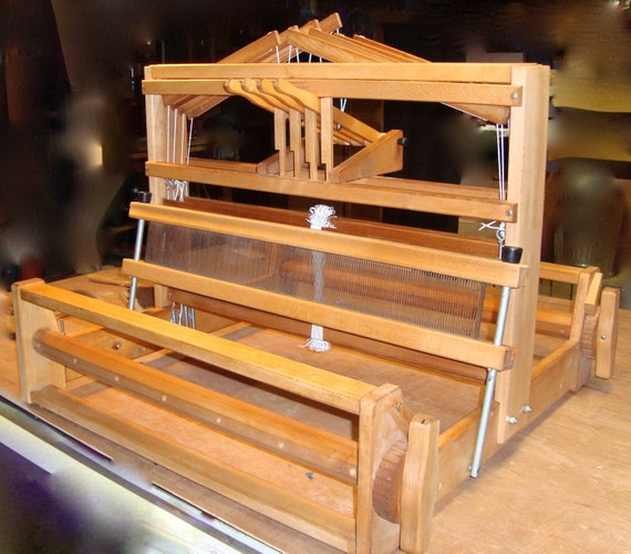 Vintage Glimakra Table Loom 4 Harness Prefer Pick Up