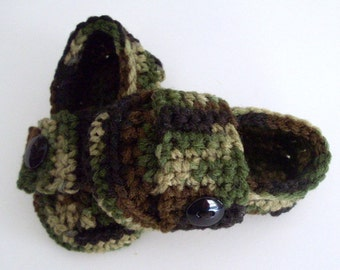 Camo Shoes, Baby Loafers, Baby Boy Shoes, Little Button Loafers