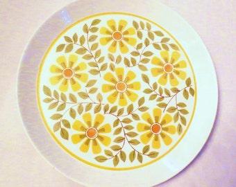 Mikasa Duplex Ben Seibel- dinner plate Trellis