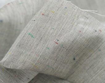 Popcorn style Gray Gauze cotton, U7174