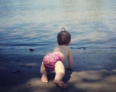 REDUCED! The Hannah's Toybox Swimmie! Reusable Swim Diaper