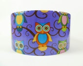 Retro Owls Duck Tape - One Roll MyDesign Duck Brand Winner
