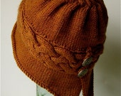 Winfly Hat knitting pattern