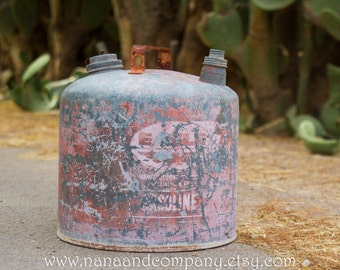 Vintage Eagle Gas Can - 5 Gallons -Good Condition