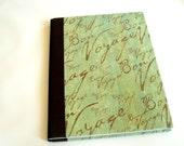 Bon Voyage Blank Journal 8 x 11