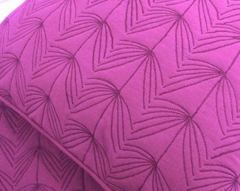 Gift Her-Cotton Fuschia Bedding Set-Quilts and Coverlets-BedCoverlet