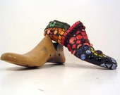 Boy Boys ...Every little boy needs a great pair of shoes--mosaic shoe lasts embellished SNAKES & SNAILS quote