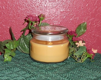 Scented Apothecary Candle, 10 oz., You Choose the Fragrance, Soy