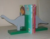 Dinosaur Bookends