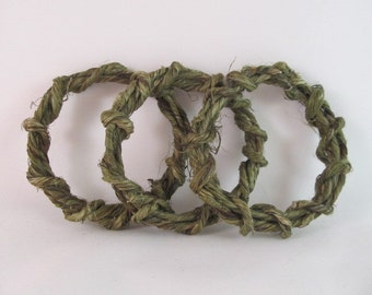 Green Vine Bracelet-Bangle-Green Bracelet-