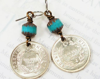 Turkey, Authentic Coins - - Via Egnatia - - Ancient Crossroads - Road of Life - Culture - Engineering - Travel