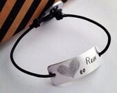 Love to Run Bracelet