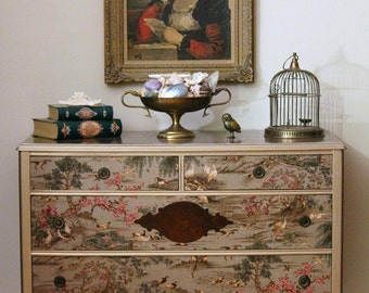 FRENCH dresser/ buffet/ server ( sold)