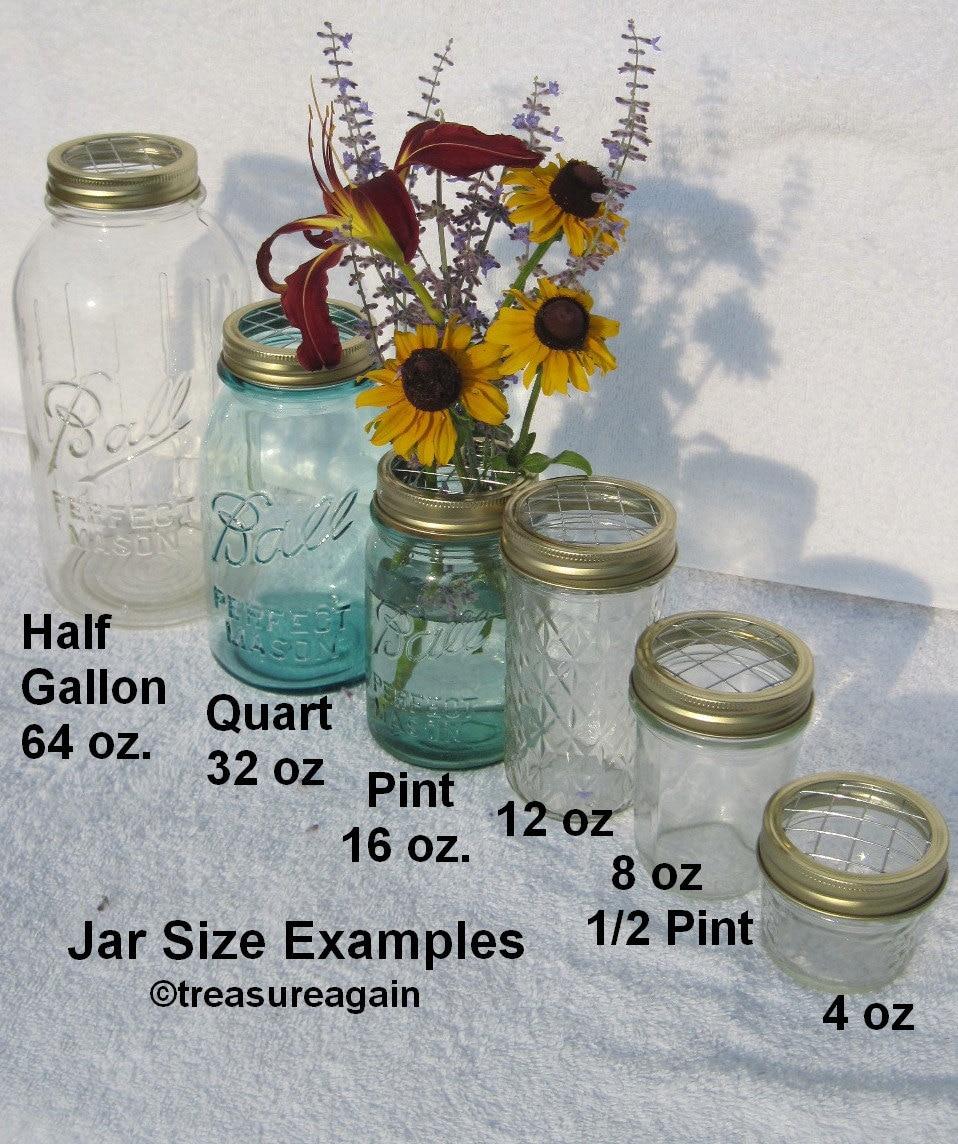 Wedding Flowers In Mason Jars: DIY Wedding Flowers Mason Jars Centerpieces 12 Upcycled FLOWER