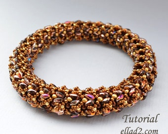 Tutorial Kyra Bangle - Beading Pattern PDF