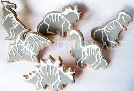 Freshly Baked Fossils ( 1 Dozen)