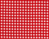 The simple gingham - Riley Blake Designs - Red
