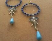 Mohini - Beaded Earrings