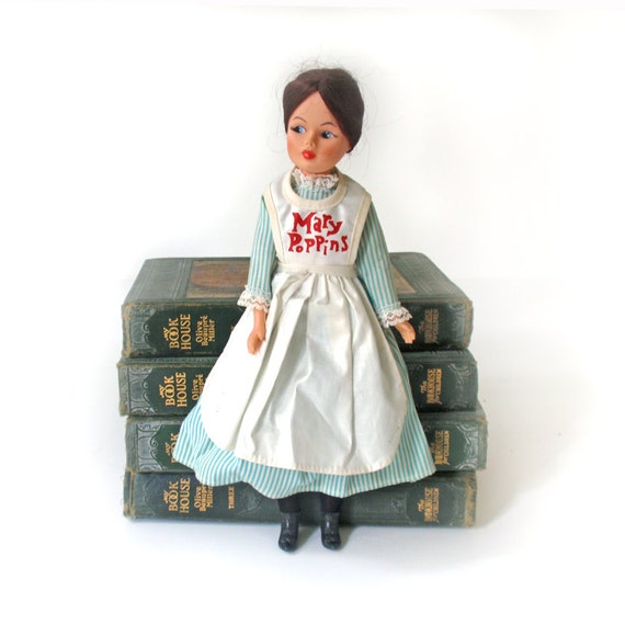Vintage Horsman Mary Poppins Doll By Rattyandcatty On Etsy