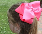 3 Mega Large Hair Bows