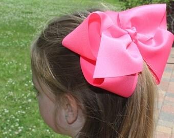 3 Mega Large Hair Bows