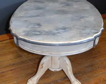 SOLD//Coffee Table Hand Painted using Chalk Paint® by Annie Sloan
