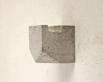 SALE: Modern Concrete Hook