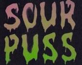 Sour Puss 10 zine