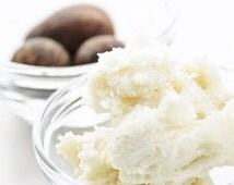 Shea Nilotica - East African Certified Organic and Fair Trade Shea Butter, 8oz - Organic Shea Butter, Whipped Hair Butter, Hair Butter