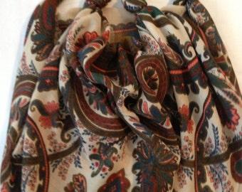 Two Handle Furoshiki Knots Bag