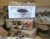mocha joe peace soap