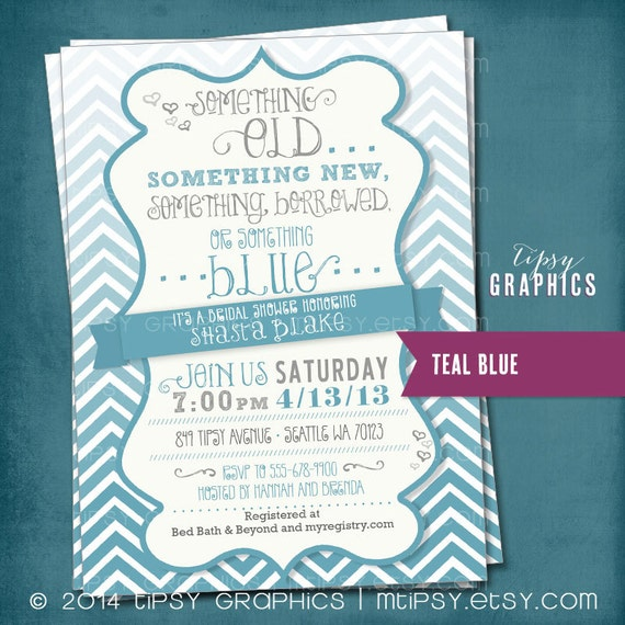 Co-Ed Baby Shower Invitation for good invitation example