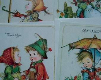 little children good samaritan cards