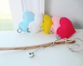Gone Fishing - Colorful Fishing Set Travel Game - Eco Friendly Felt Toys