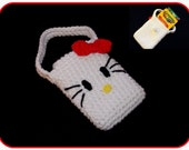 Hello Kitty Mini Crayon Purse
