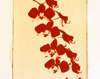 Orchid-etching