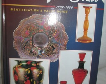 Fenton Art Glass Reference Book by Gatormom13