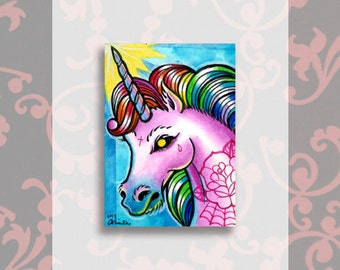 Limited Edition ACEO | Art Print | 16 of 25