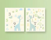 Nursery wall art Decor, C...