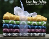 Simply Style Ogee Fat Quarter Bundle - Set of 5
