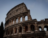 Rome 13 - Colosseum classic - Travel Photography - Wall Décor