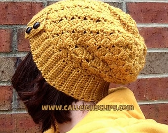 Key Tab Slouchy Hat - Custom Colors