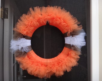 Cleveland Browns Wreath (2 versions)