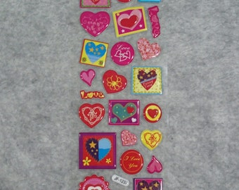 Mixed Love Stickers